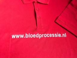 Jubilerende schrijndragers gaan voor 'www.bloedprocessie.nl'
