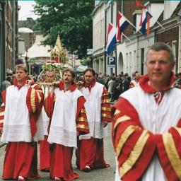 'Brabants Centrum' staat stil bij schrijndragersjubileum