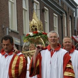 'Feestje' schrijndragers in 'Brabants Centrum'